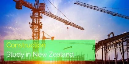 Du học New Zealand – Ngành Construction/ Xây dựng – Cơ hội trở...
