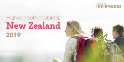 Du học PTTH New Zealand – Học bổng dành cho bậc trung học...