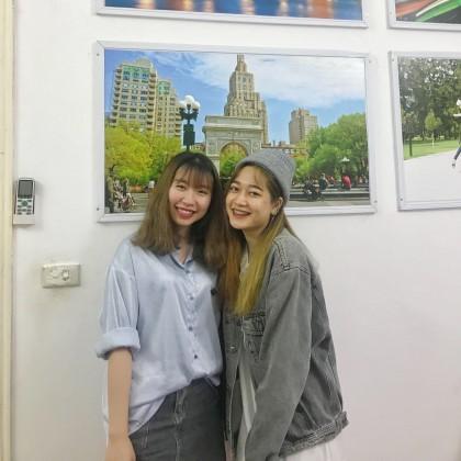 Hoàng Phương Nhung - Cô gái trẻ cá tính chinh phục ước mơ tại The Hotel School, Melbourne