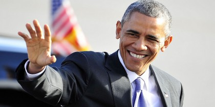 Phản ứng của sinh viên và giảng viên trường Mason khi Obama đến...