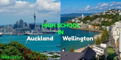 Du học New Zealand – Các trường Trung học nổi bật tại Auckland...