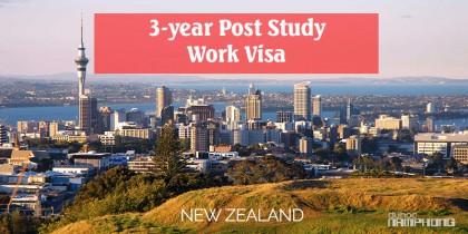 Tin hot Du học New Zealand – Cơ hội làm việc lên tới...