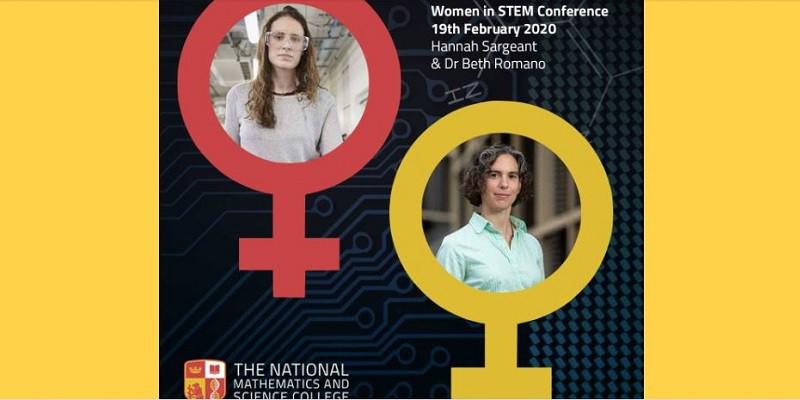 Trường trung học NMSC – Sự kiện mới! WOMEN IN STEM CONFERENCE – Khoa học cần sự đóng góp nghiên...