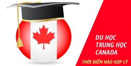 Hết lớp 10 – Thời điểm vàng đi du học Canada