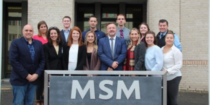 Du học Hà Lan bậc Thạc sĩ – Nhận được học bổng lên đến 80% của trường Maastricht School of Management