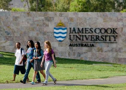 Học bổng 2018: Jamescook University – Siêu học bổng hơn 360 triệu cho sinh viên Việt Nam