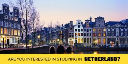 Tại sao nên du học Hà Lan