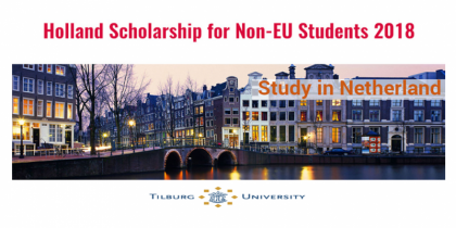 Nhận ngay học bổng trường nghiên cứu top đầu Tilburg University giá trị lên đến 12,000 Euro một năm