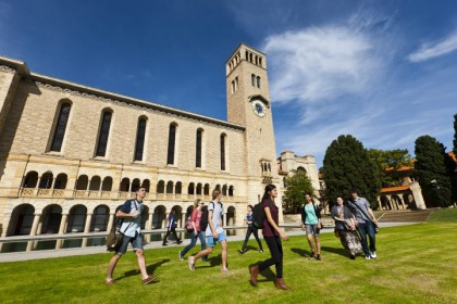 Học bổng 2018: Học G8 Western Australia University với học bổng 10,000 AUD cho học sinh Việt Nam