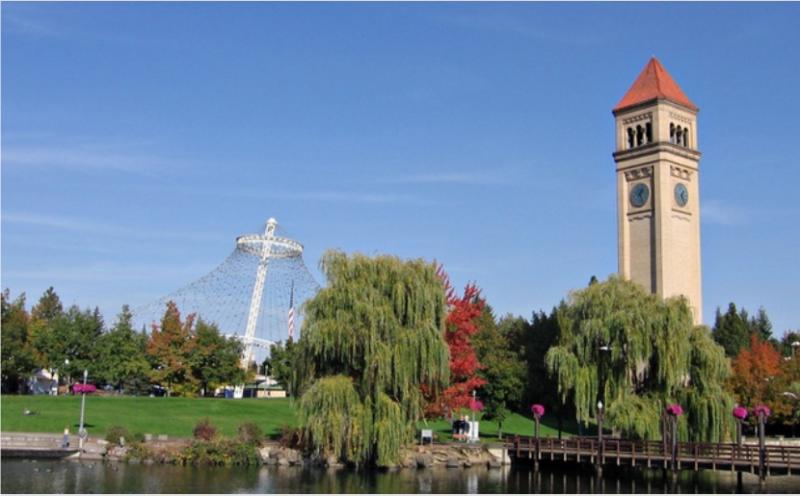 Du học Mỹ chương trình hoàn thành trung học danh dự tại cao đẳng Spokane Community College bang Washington
