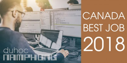 Canada Best Job 2018 – The Top 100