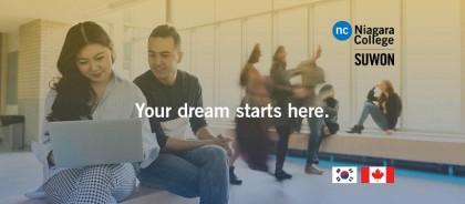 Cơ hội mới cho các bạn visa khó chỉ với chương trình EAP tại Niagara College Suwon
