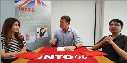 Du học Anh 2018- Cơ hội nhận học bổng lên tới £100,000 cùng INTO