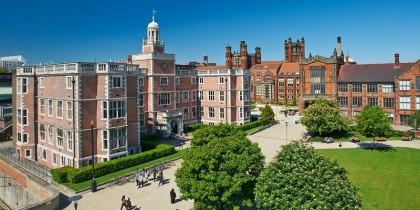 Du học Anh 2018 – Trường Đại học Newcastle University– Trường nổi tiếng với học bổng 50%