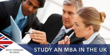 Du học Anh 2018 – Học bổng lên đến 50% với ngành hot MBA tại các trường đại học hàng đầu