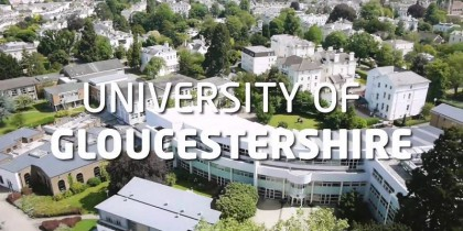 Du học Anh: Học bổng dành cho sinh viên quốc tế tại đại học Gloucestershire