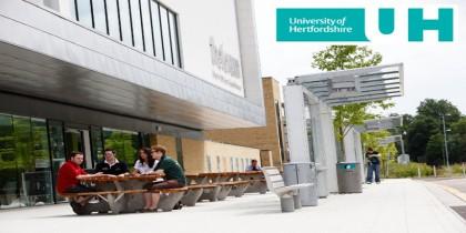 Du học Anh – Nhận học bổng hấp dẫn trị giá £4000 của đại học Hertfordshire