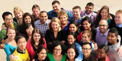 Sinh viên quốc tế đang ngày càng chọn Canada là điểm đến