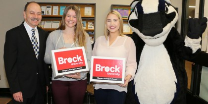 Du học Đại học Canada 2018 tại Brock University với học bổng lên tới 20,000$