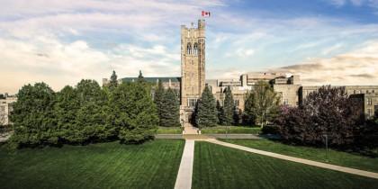 Học bổng du học Canada từ Đại học Guelph