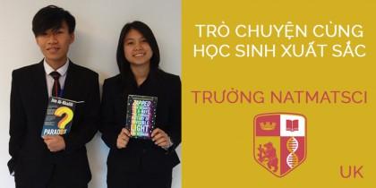 Trò chuyện cùng Nguyễn Hải Linh - Du học sinh Việt Nam đầu tiên học tập tại trường chuyên NMSC Vương quốc Anh