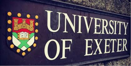 Phỏng vấn học bổng lên đến 25.000 bảng – Trường đại học Exeter top 7 UK