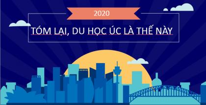 Tổng hợp thông tin du học úc 2020: Đa dạng - Linh động - Đầy cơ hội