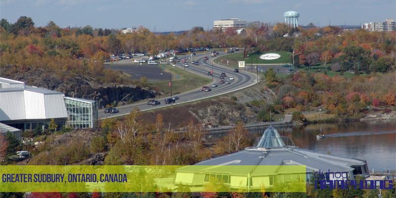 Du học và định cư Canada theo RNIP - Thành phố Greater Sudbury, Ontario