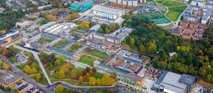 University of Hertfordshire - Cập nhật tình hình trường học trong Covid-19