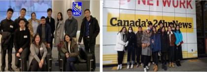 Chương trình hướng nghiệp cùng Trung tâm hỗ trợ di dân & dịch vụ cộng đồng CICS và trung tâm anh ngữ ICEAP Toronto