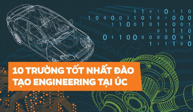 Các trường top dạy ngành Engineering tại Úc