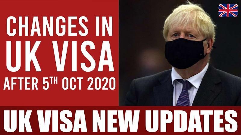 Visa Anh 2020 - Những thay đổi tích cực