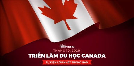 Triển lãm du học Canada 2020 - Sự kiện lớn nhất trong năm