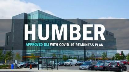 Cập nhật tin tức mới nhất từ Humber College - Chính thức mở cửa trở lại đón sinh viên quốc tế quay lại trường học