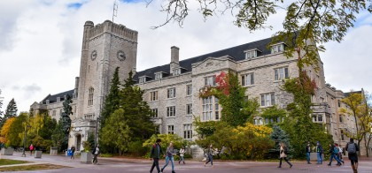 Học bổng lên tới 20,000 CAD tại trung tâm Toronto - University of Guelph!