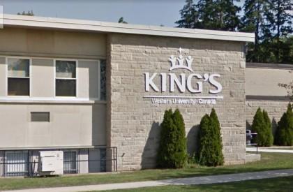 King's University College -University of Western Ontario  Trường xịn- Học bổng to - Không lo đầu ra