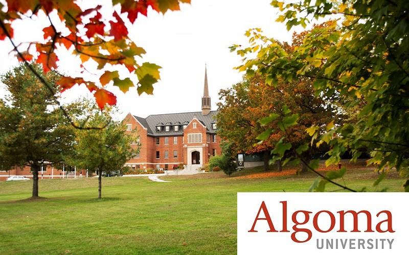 Học bổng lên đến 20.000 CAD đến từ trường đại học Algoma University, Canada