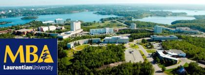 HOT - Học MBA không cần GMAT tại đại học Laurentian University cho kỳ Thu 2021