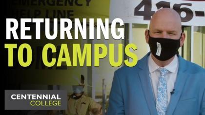 Centennial College thông báo chính thức về hình thức đào tạo cho kỳ tháng 9/2021 sắp tới