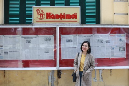 Nguyễn Phương Linh - Hành trình du học của cô kỹ sư IT tương lai