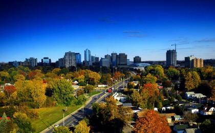 Những mảng kinh tế chính của thành phố London, Ontario