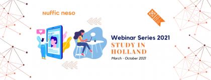 Hội thảo trực tuyến Du học Hà Lan - Study in Holland Webinar Series 2021