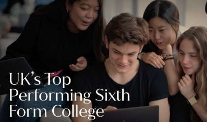 OIC tiếp tục nhận top 1 UK  với thành tích 55% học sinh A level đạt hoàn toàn A*