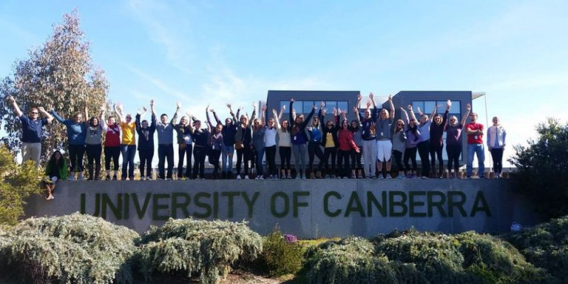 Trường Đại học Canberra - University of Canberra (UC)