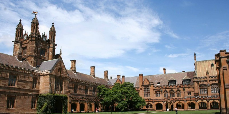 Trường Đại học Sydney - University of Sydney   duhocnamphong.vn