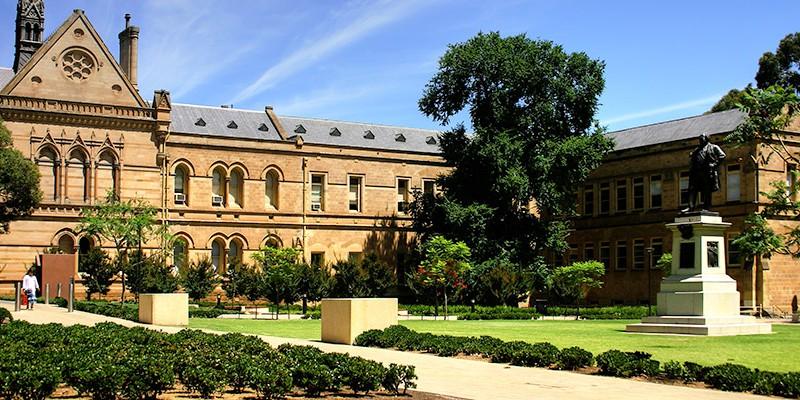 Trường Đại học The University of Adelaide   duhocnamphong.vn