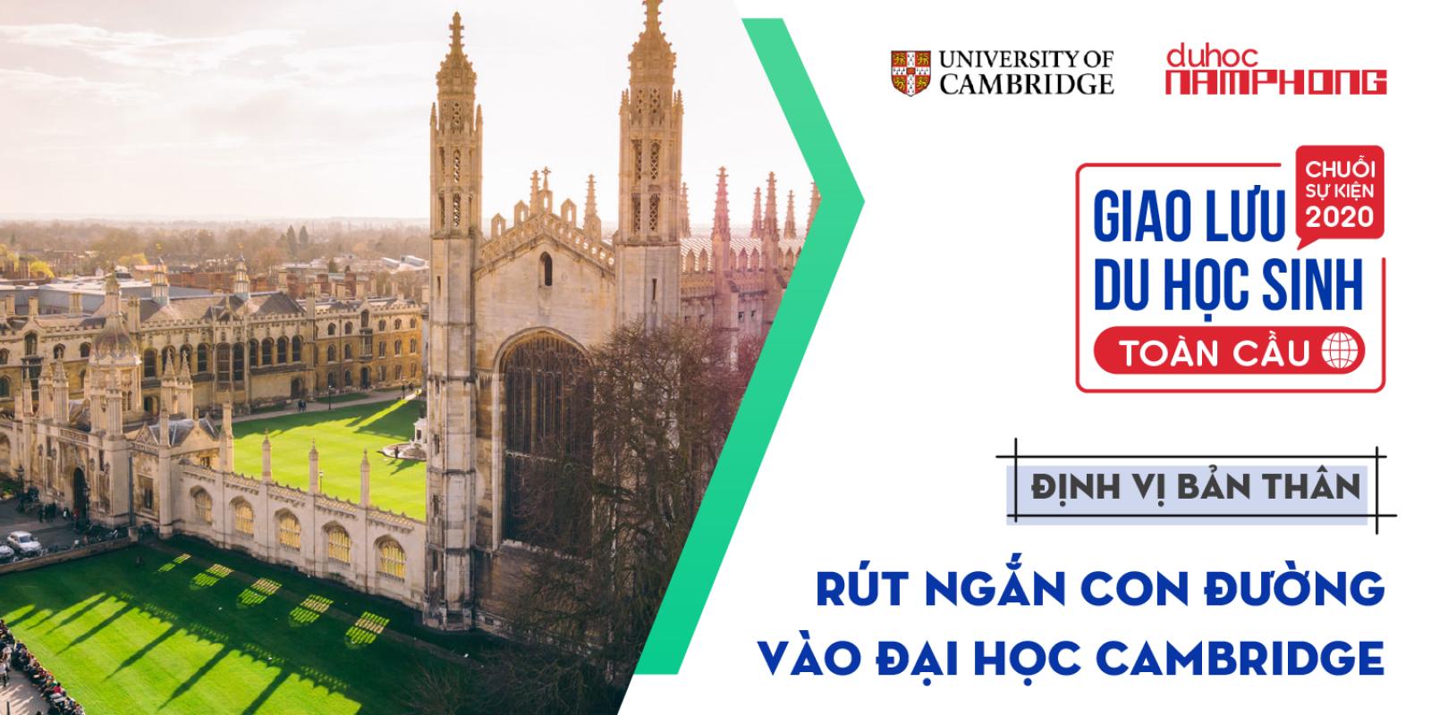 Giao lưu du học sinh - Cambridge không làm khó được học sinh Nam Phong