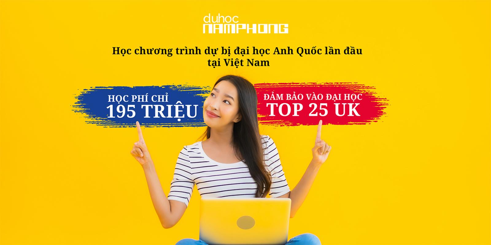 Du học tại chỗ - Học Kings tại Hà Nội – Nhận ngay tấm vé vàng vào TOP 30 Đại học hàng đầu Anh Quốc
