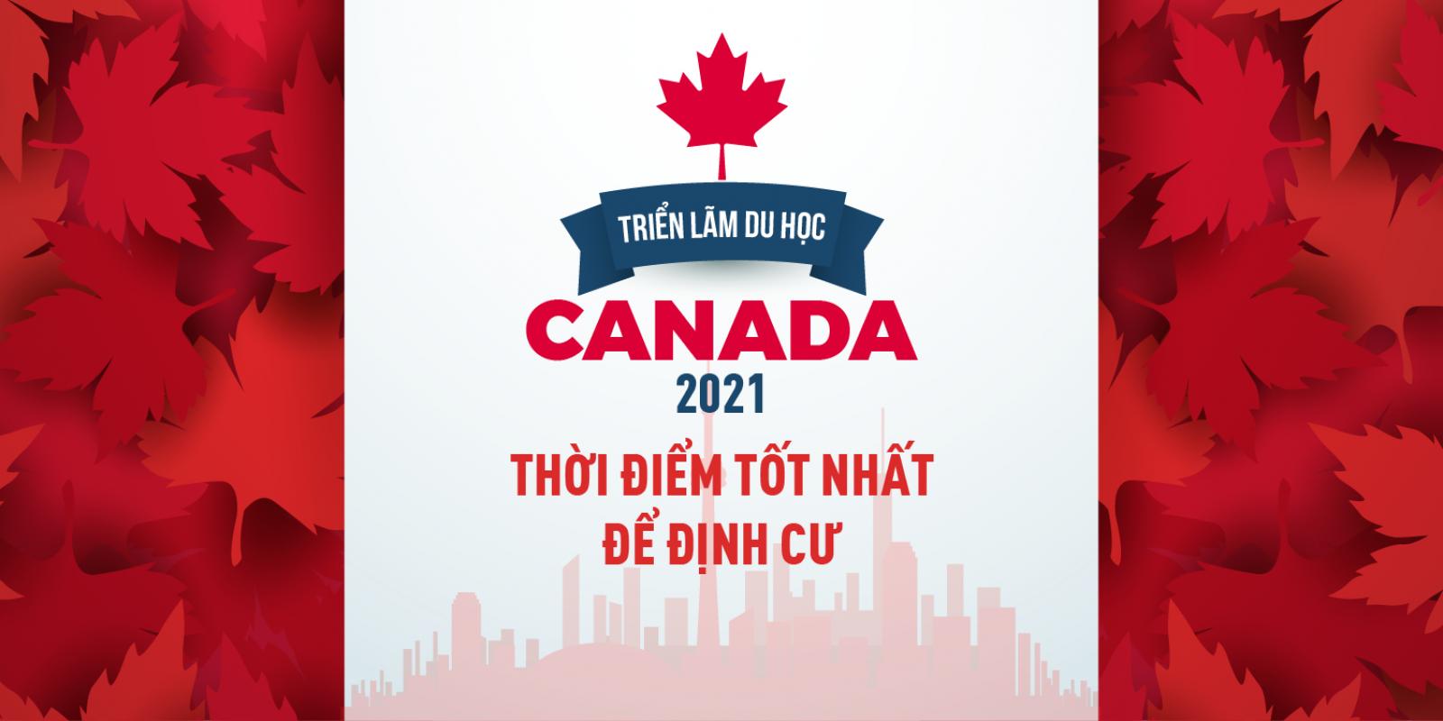 Triển lãm du học Canada 2021
