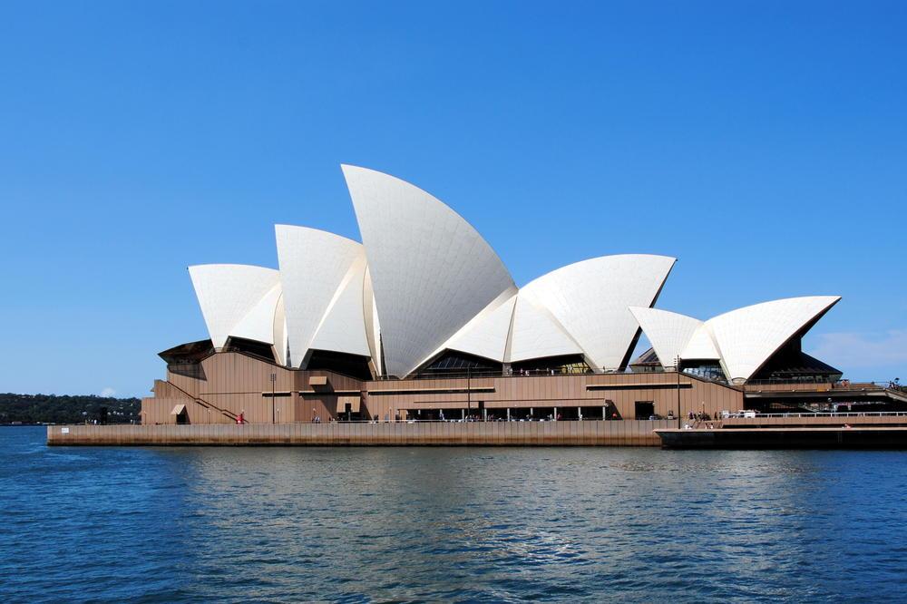 Nhà hát Opera Sydney – Công trình kiến trúc nổi tiếng trên thế giới